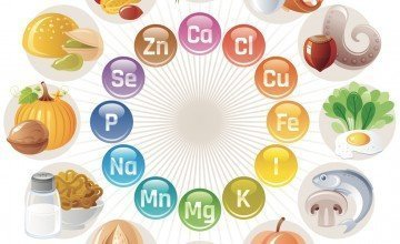 FOOD MINERAL ANALYSIS