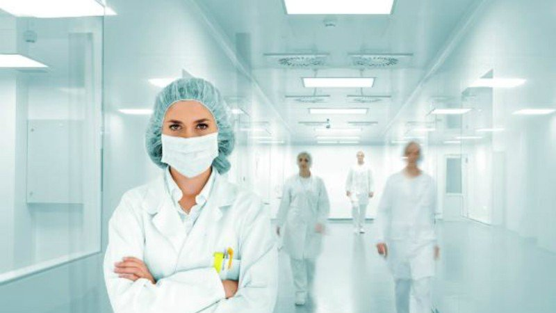 Hygienic Conditions of Clean Rooms and Air Quality Classification in Medical Device Production