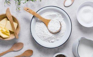"""""""Wet Gluten Analysis"""" in Flour"""